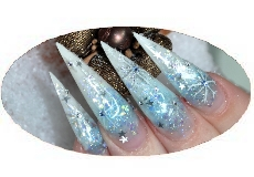 Nailart Ice