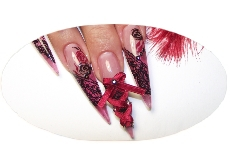 Nageldesign Burlesque
