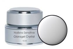 Nailista Sensitiv Glanzgel crystal 15ml