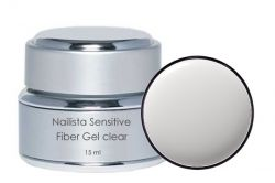 Nailista Sensitiv Fiber Gel 15ml