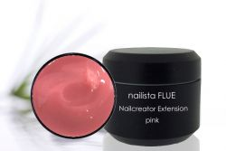 Nailista FLUE Nailcreator Extension Pink 15ml