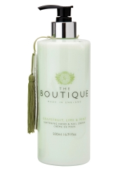 Luxury Hand Lotion Grapefruit, Lime .......