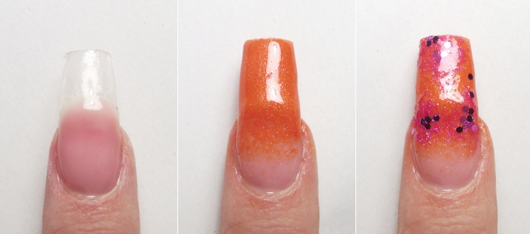 Nageldesign Step by Step Anleitung India - Teil 1