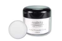 Nailista Acryl Puder One - Clear